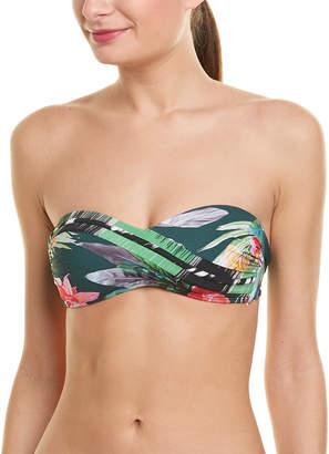 LaBlanca La Blanca Bandeau Bikini Top