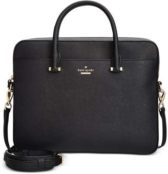 Kate Spade 13-Inch Saffiano Laptop Bag