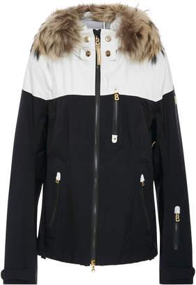 Bogner Nela Fur-Trimmed Shell Jacket