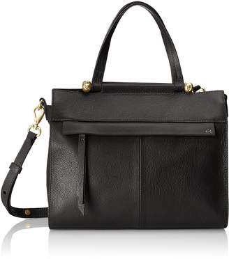 Foley + Corinna NEW Top Handle Structured Leather Bag Sailor Shopper