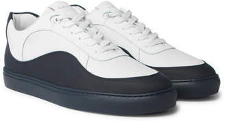 Harry's of London Wave Two-Tone Leather Sneakers