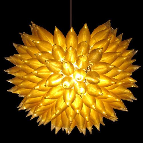 HelenBilt Goldfinger Pendant
