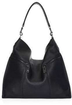 Botkier New York Trigger Leather Hobo