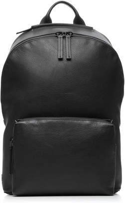 Troubadour Waterproof Leather Zip Backpack