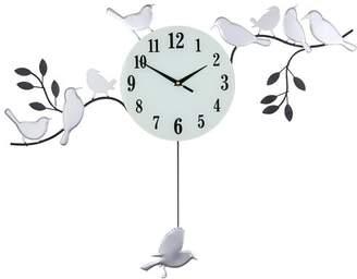 Winston Porter Labriola Wall Clock