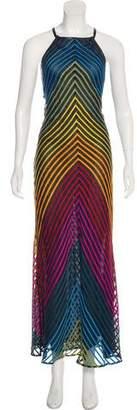 Mary Katrantzou Sleeveless Maxi Dress