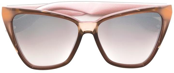 Givenchy Givenchy oversized square frame sunglasses