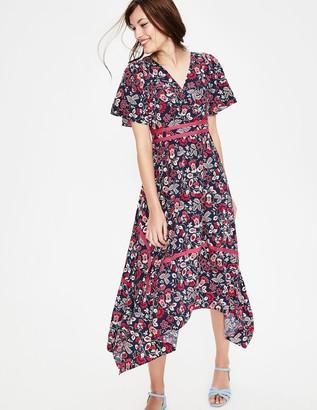 46628b577d6f Navy Midi Dress - ShopStyle UK
