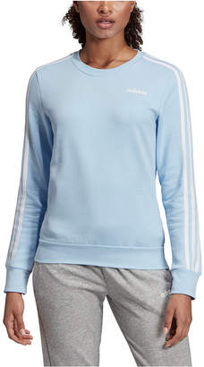 adidas Essentials Fleece 3-Stripe Sweatshirt