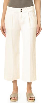 Joe's Jeans Gracie Trousers $218 thestylecure.com