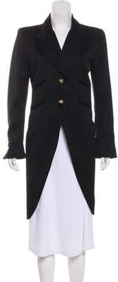Anna Sui Knee-Length Wool Coat
