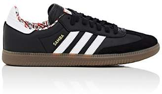 adidas CONSORTIUM Women's Samba Leather & Suede Sneakers - Black