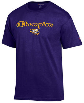 Champion Men Lsu Tigers Co-Branded T-Shirt