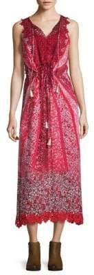 Elie Tahari Mckenna Floral-Print Maxi Dress