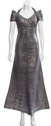 Herve Leger Colette Evening Dress