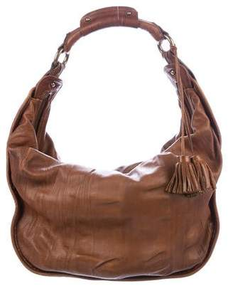Marc Jacobs Large Leather Hobo