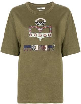 Etoile Isabel Marant printed T-shirt