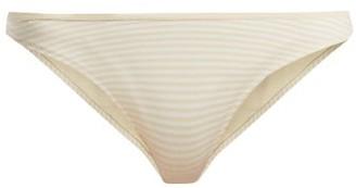 Marysia Swim Reversible Nassau Bikini Briefs - Womens - Cream White