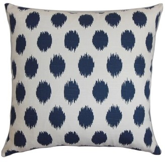 The Pillow Collection Faustine Ikat Bedding Sham The Pillow Collection