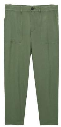 Violeta BY MANGO Pocket baggy trousers