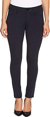 Liverpool Jeans Company Women's Petite Madonna Pull on Legging in Light Weight Ponte Knit