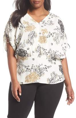 Sejour Cinched Sleeve Tunic