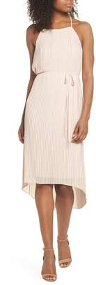 Sam Edelman Pleated Midi Dress