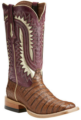 Women's Ariat Silverado Caiman Cowgirl Boot