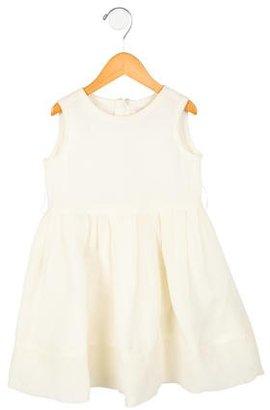 Lanvin Girls' Silk Dress w/ Tags $425 thestylecure.com