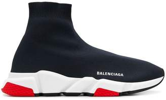 Balenciaga sock style slip-on sneakers
