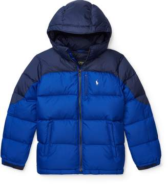 Ralph Lauren Quilted Ripstop Down Jacket