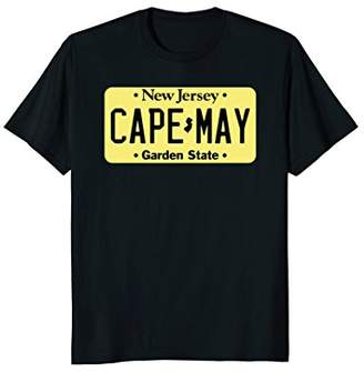 Mens Cape May T-Shirt Small