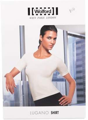 Wolford Lugano Scoop Neck T-Shirt