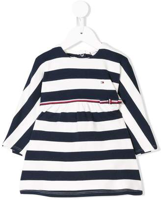 Tommy Hilfiger Junior longsleeved striped dress