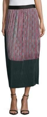 Rachel Comey Ballista Jacquard Midi Skirt