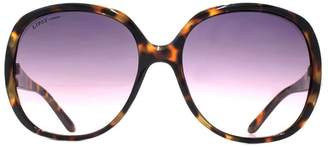 9fab999524 Lipsy Sunglasses 70 S Oversized Plastic Classic Tortoise Q26LIP01-TOR