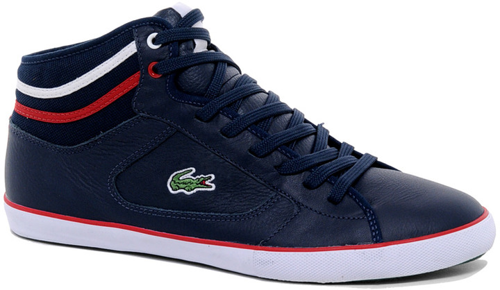 Lacoste Camous Leather Sneakers