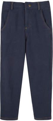 Andy & Evan Acid Wash Knit Pants, Size 3-24 Months