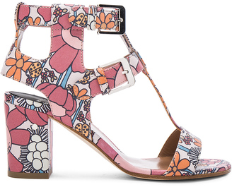 Laurence Dacade Leather Diane Heels $1,212 thestylecure.com