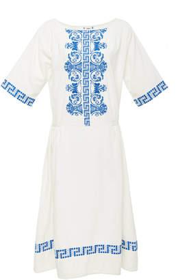 Athena Warm Shift Dress