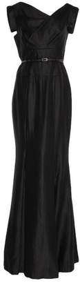 Black Halo EVE by LAUREL BERMAN Long dress