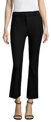 Derek Lam 10 Crosby Cropped Flared Pants $325 thestylecure.com
