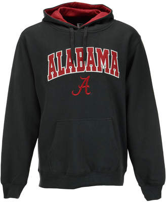 Colosseum Men Alabama Crimson Tide Arch Logo Hoodie