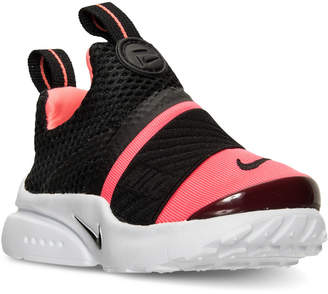 Nike Toddler Girls' Presto Extreme Running Sneakers from Finish Line $51.99 thestylecure.com