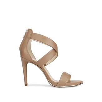 f67d62eaec81 at Amazon.com · Kenneth Cole New York Women s Brooke Cross Strap Dress Sandal  Heeled