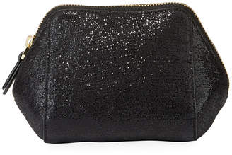 Neiman Marcus Glitter Cosmetic Dome Case