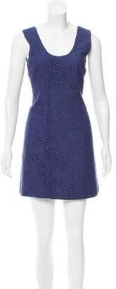 Cacharel Lace Sleeveless Dress