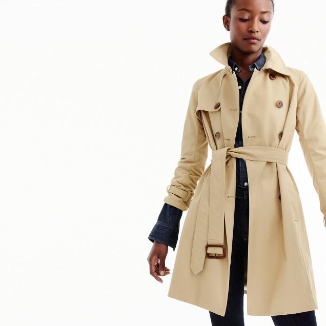 Icon trench coat