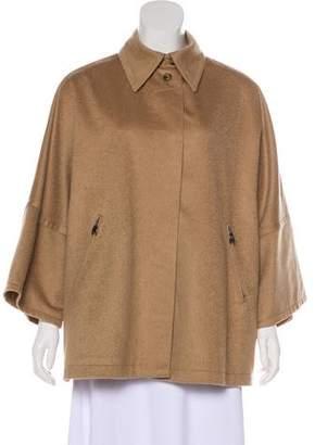 Max Mara Reversible Cashmere Coat