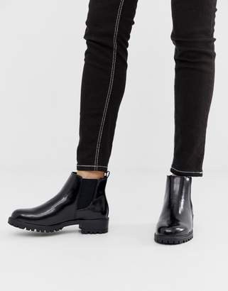 Head Over Heels Portiaa Chunky Chelsea Boots
